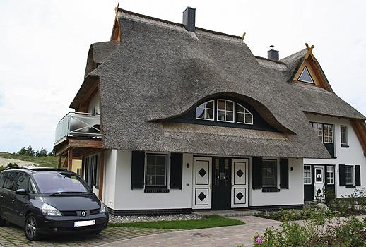 Haus an der Düne